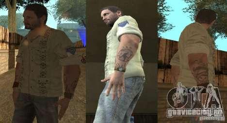 Скин пак для САМП-РП 1к 2v для GTA San Andreas третий скриншот
