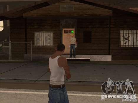Новый Пак Отечественного Оружия для GTA San Andreas пятый скриншот