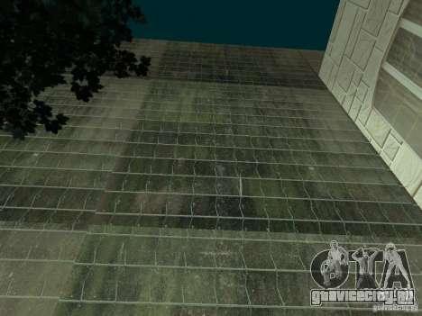 New Hospital - Новый госпиталь для GTA San Andreas четвёртый скриншот
