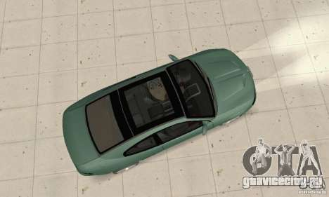 Vauxhall Monaro VXR Open SKY 2004 для GTA San Andreas вид справа