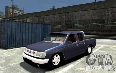 Nissan Pickup V 2005 для GTA 4