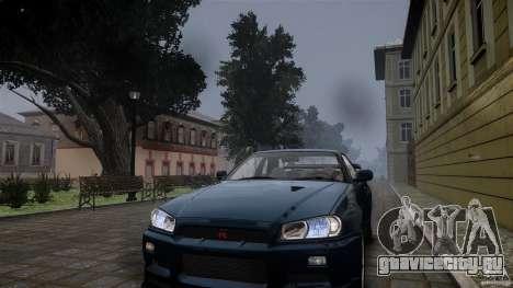 PhotoRealistic ENB для GTA 4 девятый скриншот