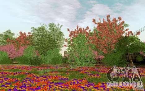Project Oblivion 2010 Sunny Summer для GTA San Andreas шестой скриншот
