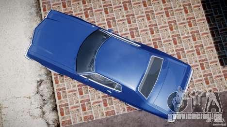 Ford Gran Torino 1975 для GTA 4 вид справа