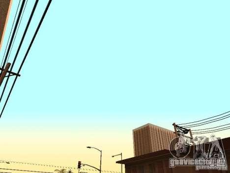 Настройка Timecyc для GTA San Andreas