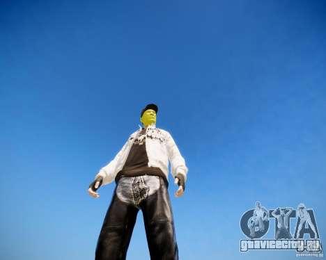 Niko The Mask для GTA 4 второй скриншот