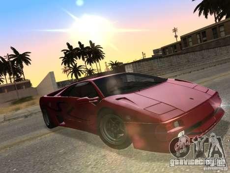 IG ENBSeries v2.0 для GTA San Andreas