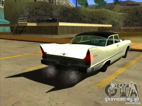 ENBSeries v2.0 для GTA San Andreas девятый скриншот