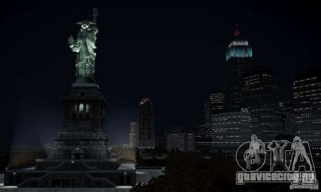 ENB Rage of Reality v 4.0 для GTA 4 седьмой скриншот