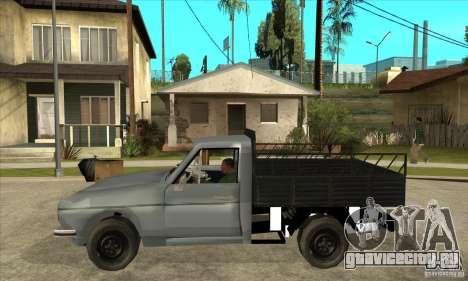 Anadol Pick-Up для GTA San Andreas вид слева