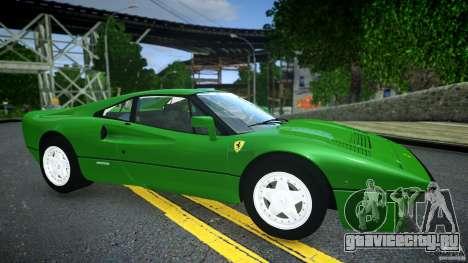 Ferrari 288 GTO EPM для GTA 4 вид слева