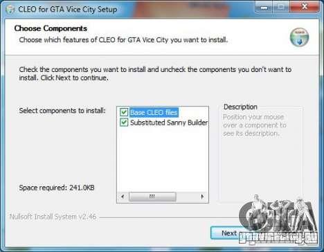 CLEO для GTA Vice City