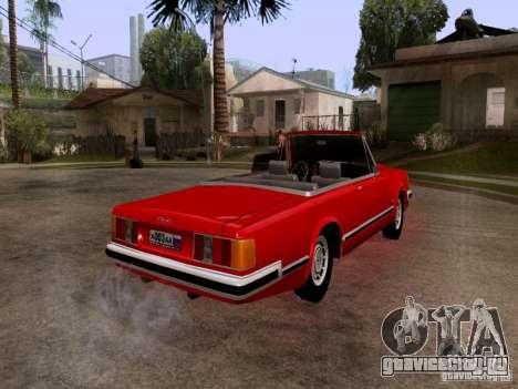 ЗиЛ 41044 Фаэтон для GTA San Andreas вид справа