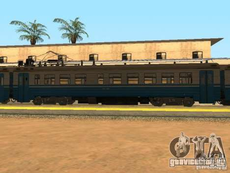 ЭР9М-556 для GTA San Andreas вид слева