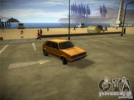 IG ENBSeries для GTA San Andreas третий скриншот