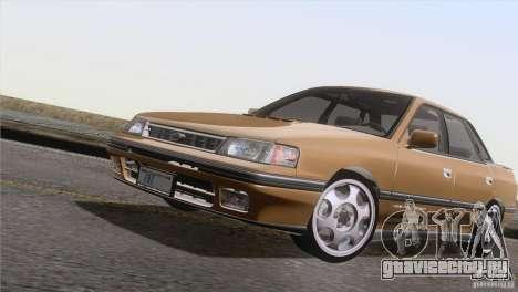 Subaru Legacy RS для GTA San Andreas вид справа