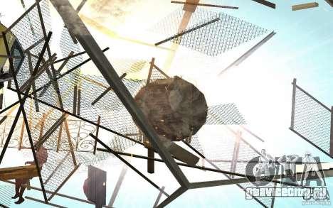 Чёрная дыра для GTA San Andreas седьмой скриншот