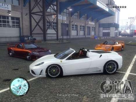 ENBSeries 0.079 SORA для GTA 4 восьмой скриншот