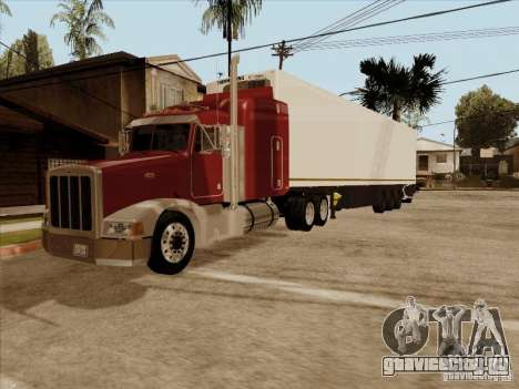Peterbilt 377 для GTA San Andreas