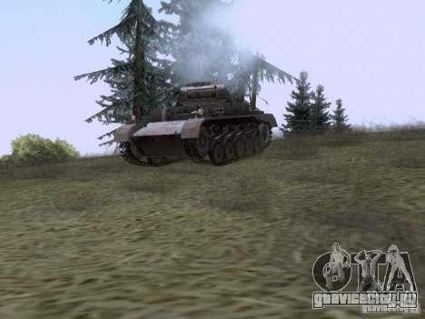 PzKpfw II Ausf.A для GTA San Andreas