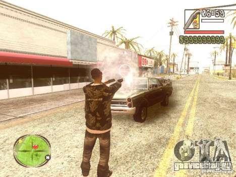 Wild Wild West для GTA San Andreas шестой скриншот