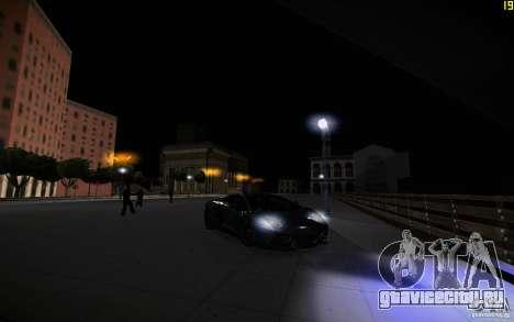 ENBSeries by Gasilovo Final Version для GTA San Andreas пятый скриншот