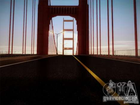 New Roads v1.0 для GTA San Andreas четвёртый скриншот