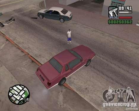 L.A. Mod для GTA San Andreas четвёртый скриншот