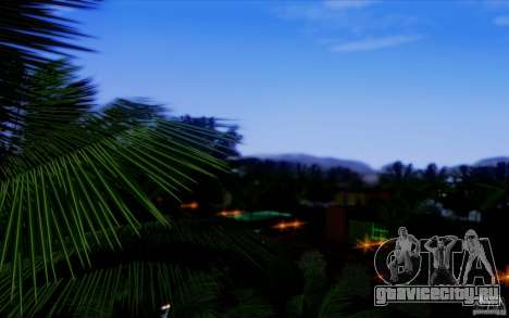 Новый Таймцикл для GTA San Andreas восьмой скриншот