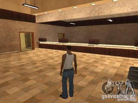Вход в больницу Лос Сантоса для GTA San Andreas второй скриншот