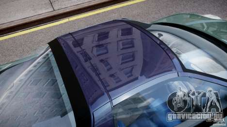 Honda NSX NA2 [Beta] для GTA 4 вид снизу
