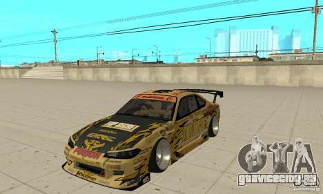 Nissan Silvia S15 Top Secret для GTA San Andreas