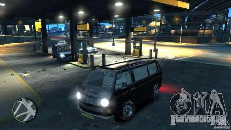 Volkswagen Transporter T3 для GTA 4
