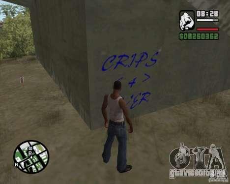 L.A. Mod для GTA San Andreas