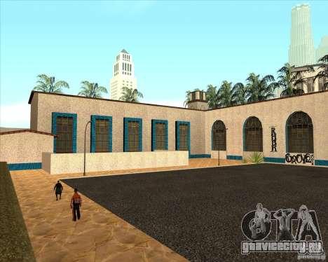 Новая Unity Station для GTA San Andreas третий скриншот