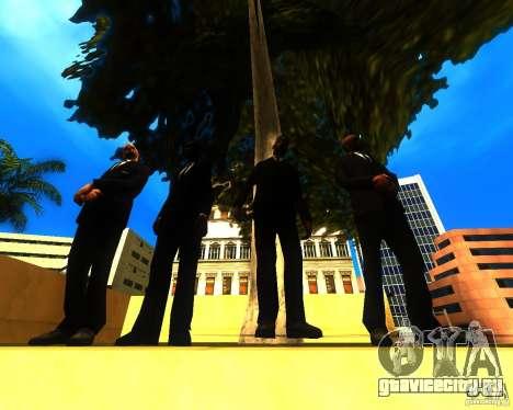 Обращение мэра к жителям штата для GTA San Andreas второй скриншот