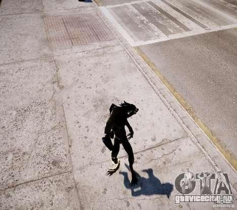 Werewolf from Skyrim для GTA 4 восьмой скриншот