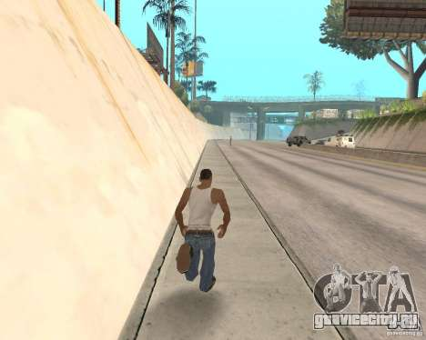 Sprint System v1.0 для GTA San Andreas