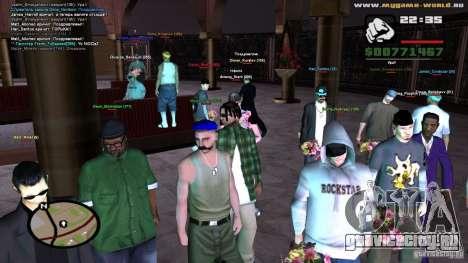 Not Crash for SAMP 0.3x для GTA San Andreas третий скриншот