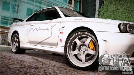 FM3 Wheels Pack для GTA San Andreas шестой скриншот