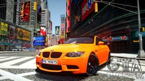 BMW M3 GT-S для GTA 4