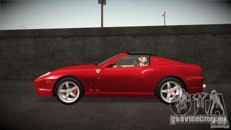 Ferrari 575 Superamerica v2.0 для GTA San Andreas вид слева