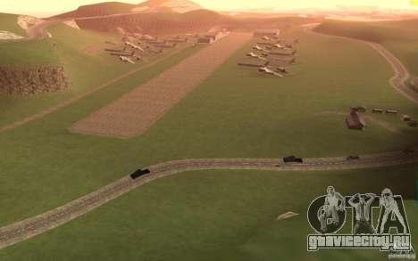 New desert для GTA San Andreas четвёртый скриншот