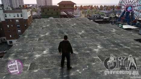 VC Style Radar/HUD (скин 1) для GTA 4 второй скриншот