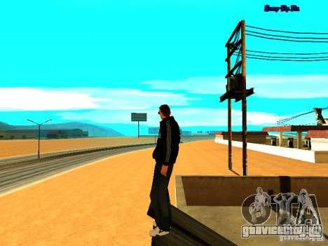 Новый скин для Gta San Andreas для GTA San Andreas третий скриншот