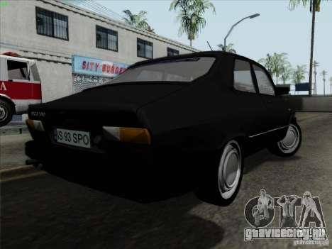 Dacia 1310 L Sport для GTA San Andreas вид справа