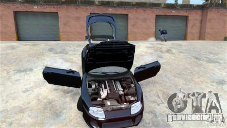 Toyota Supra RZ 1998 v 2.0 для GTA 4 вид изнутри