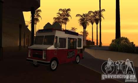 Chevrolet Forvard Control для GTA San Andreas