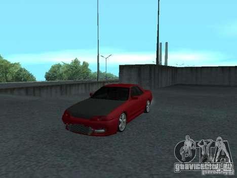 Nissan Skyline R32 Classic Drift для GTA San Andreas