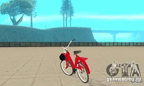 Solex для GTA San Andreas вид сзади слева